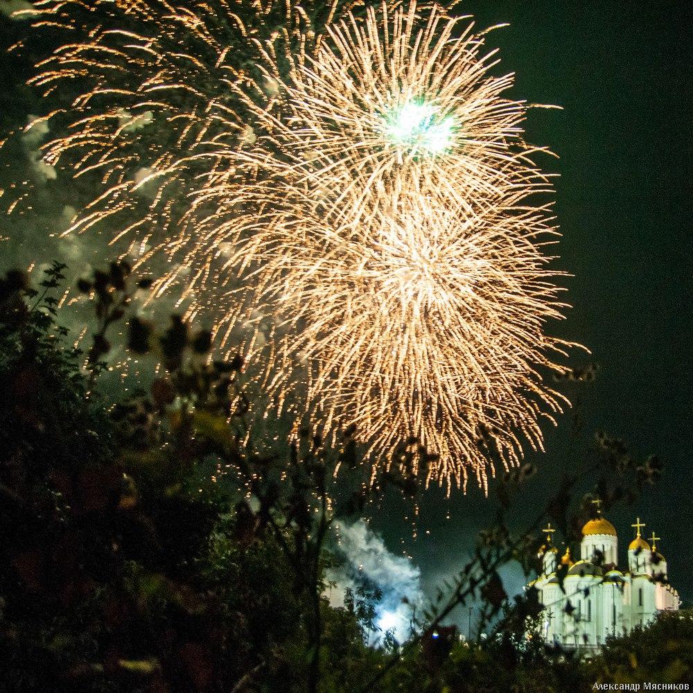 09 Владимирские фейрверки 2015