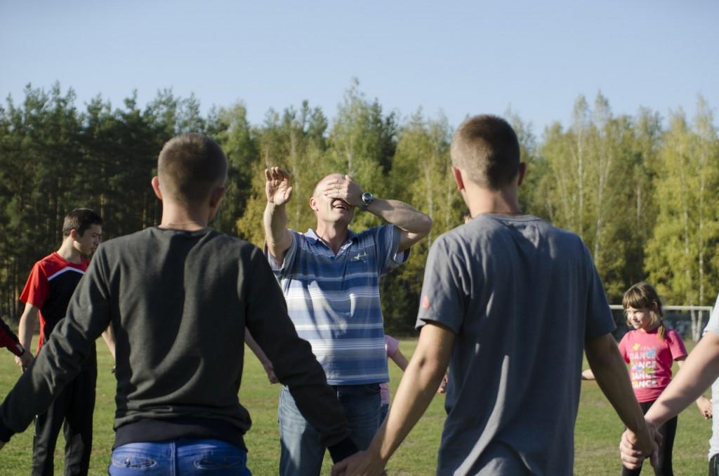 26 сентября в Покрове состоялись Русские забавы! 02