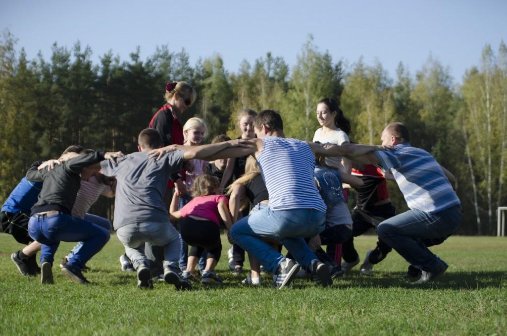 26 сентября в Покрове состоялись Русские забавы! 03