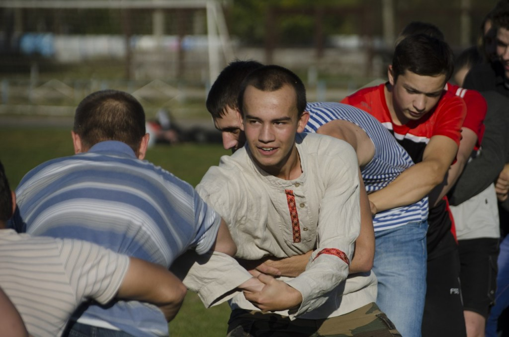 26 сентября в Покрове состоялись Русские забавы! 06