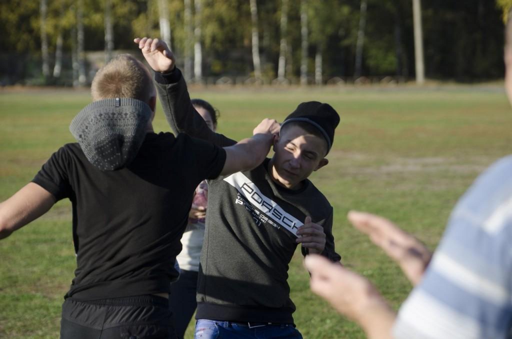 26 сентября в Покрове состоялись Русские забавы! 10