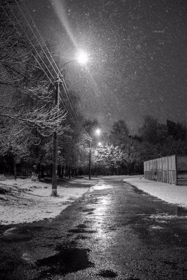 А вот и зима 02
