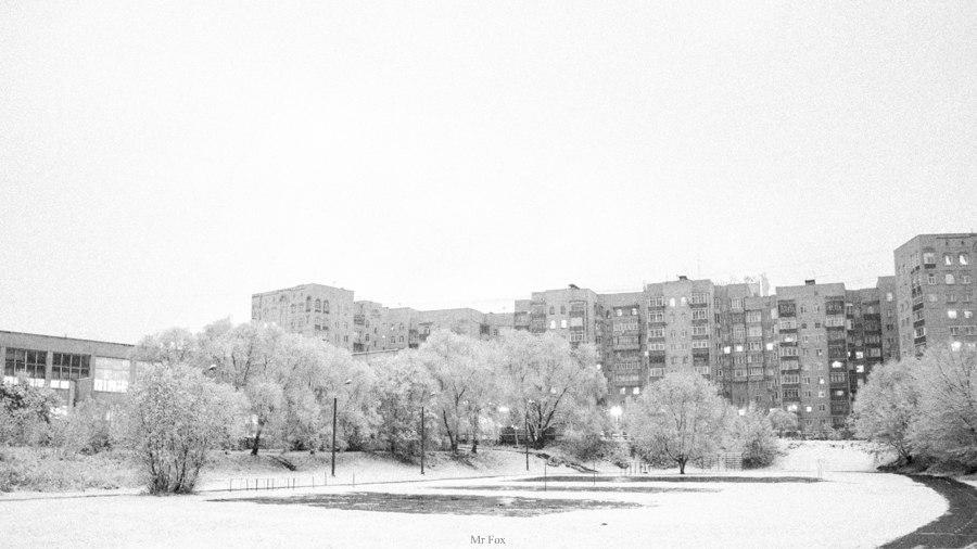 А вот и зима 03