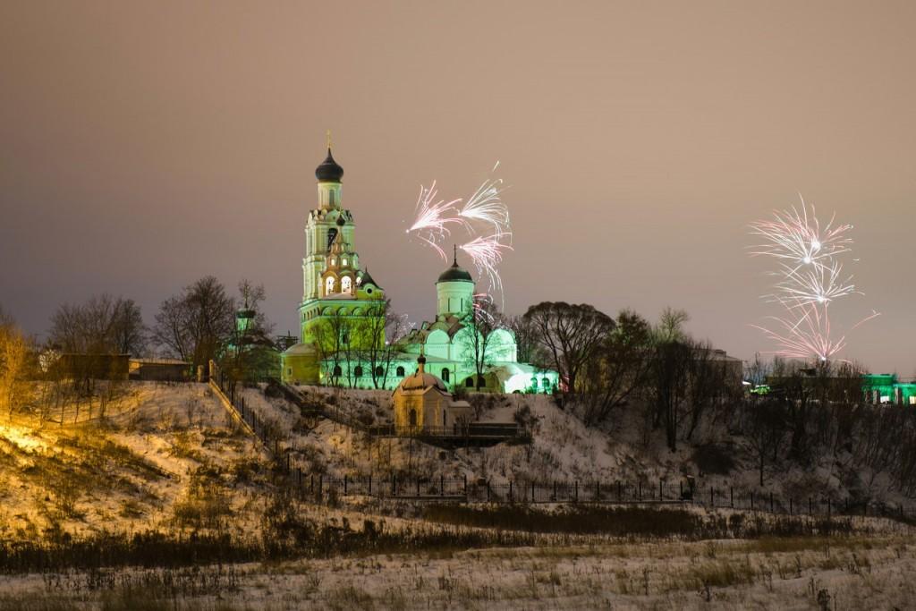 Благовещенский Киржачский монастырь
