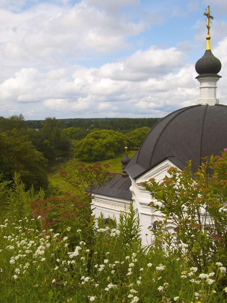 Благовещенский монастырь в Киржаче. Автор - magicfriend