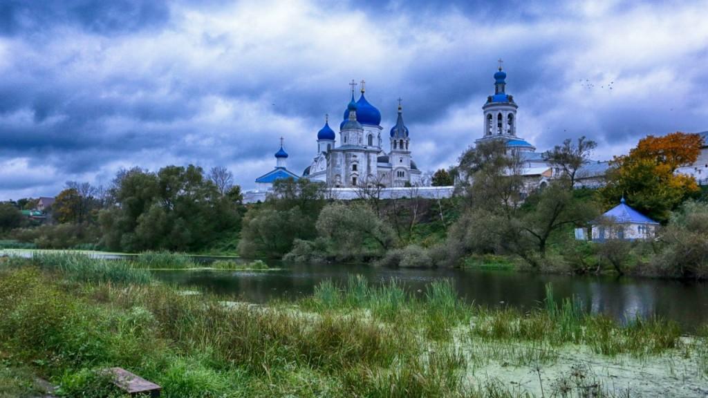 Боголюбский монастырь. Пос. Боголюбово