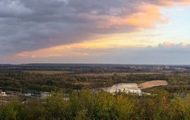 Большая панорама Владимира и окрестностей