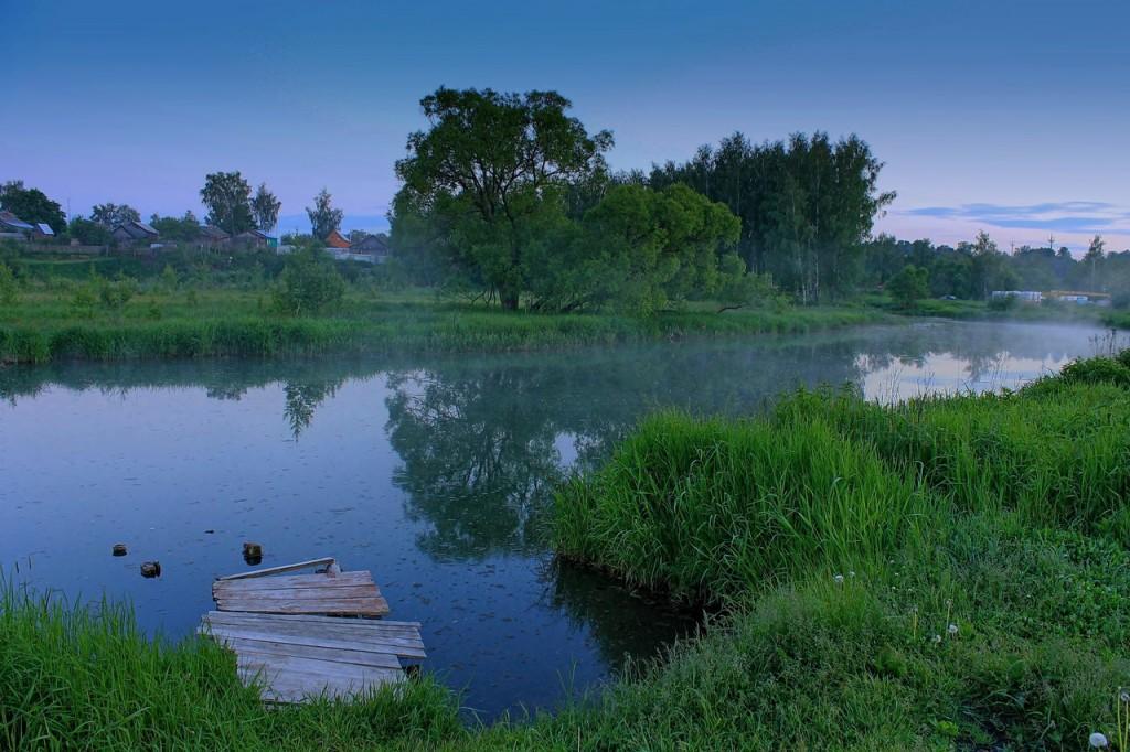 Вечер в Карабаново, Александровский район