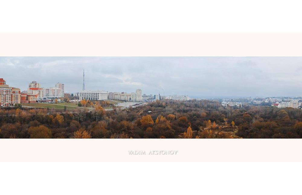 Взгляд на Владимир со стороны 33 региона