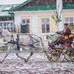 Владимирский тракт. Иностранцы в России 30