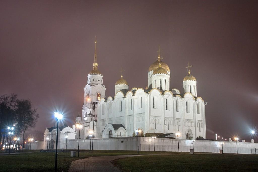 Владимир накануне зимы 09