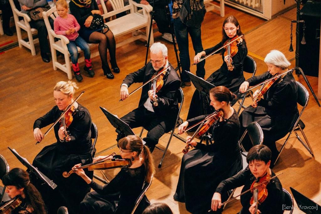Владимир. Ночь в оркестре 18