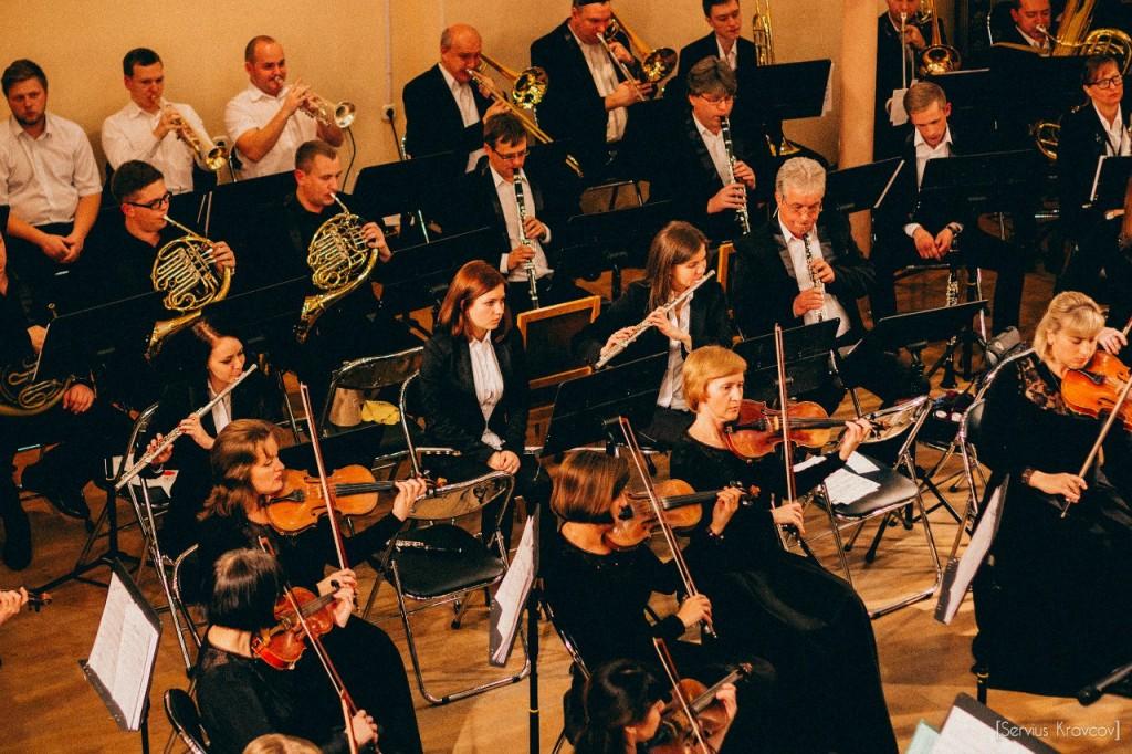 Владимир. Ночь в оркестре 20