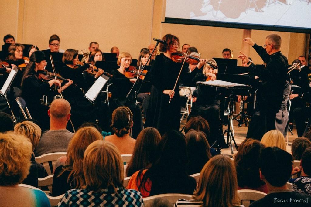 Владимир. Ночь в оркестре 27