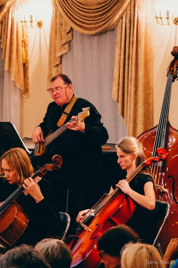 Владимир. Ночь в оркестре 29
