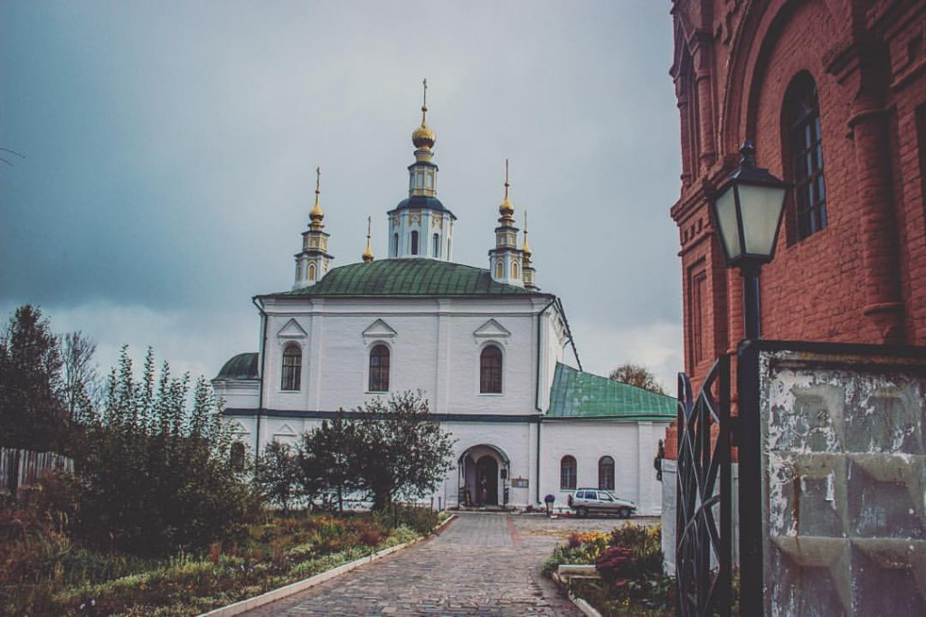 Владимир. Свято-Алексиевский Константино-Еленинский мужской монастырь