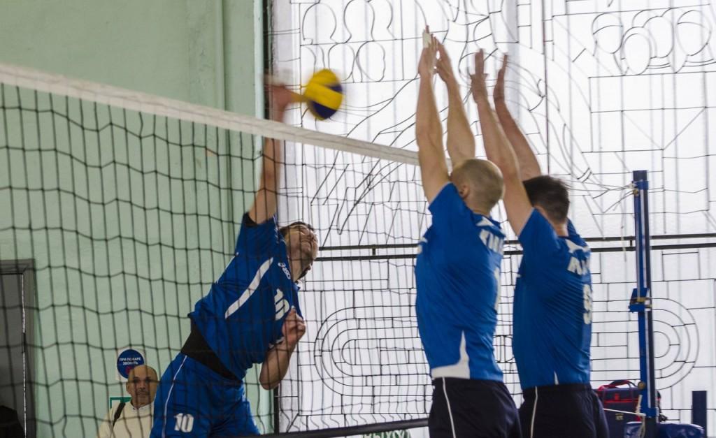 Волейбольный клуб Динамо Петушки остался без кубка 03