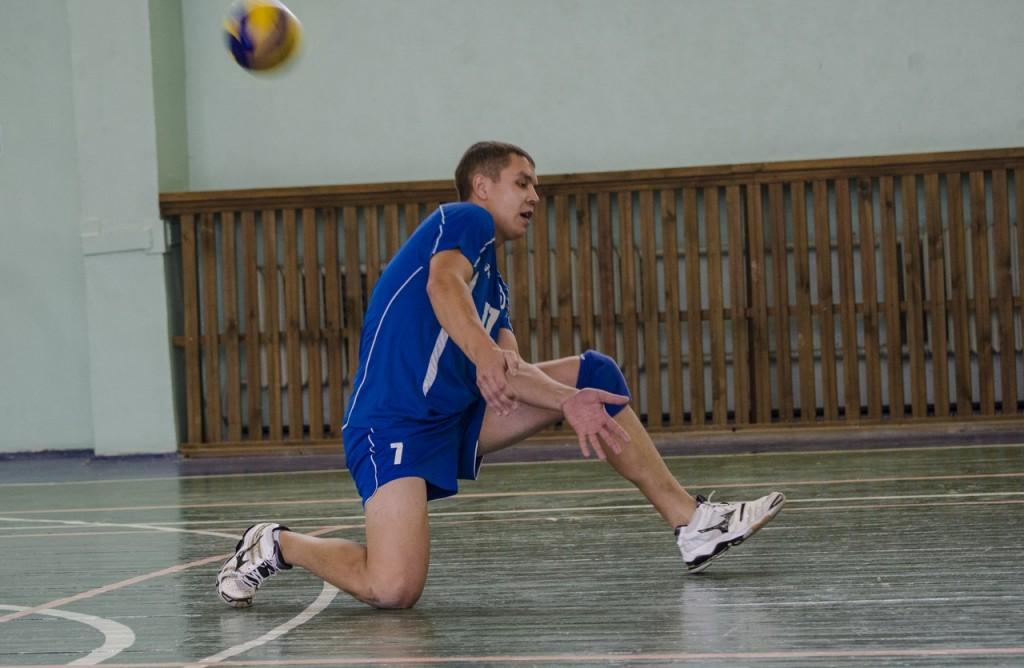 Волейбольный клуб Динамо Петушки остался без кубка 05