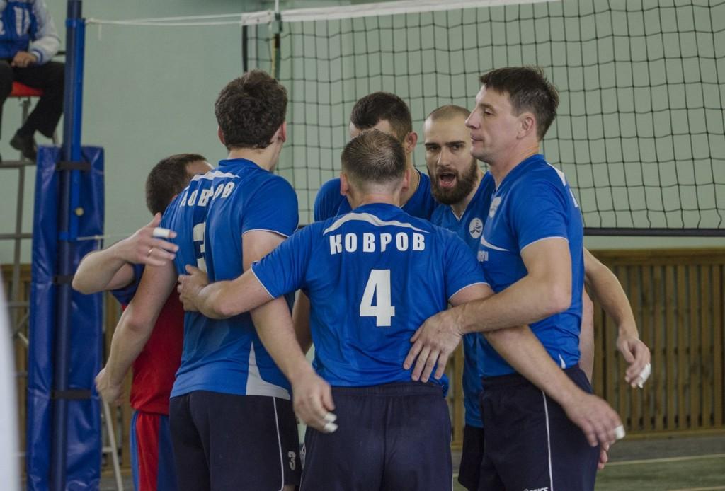 Волейбольный клуб Динамо Петушки остался без кубка 06