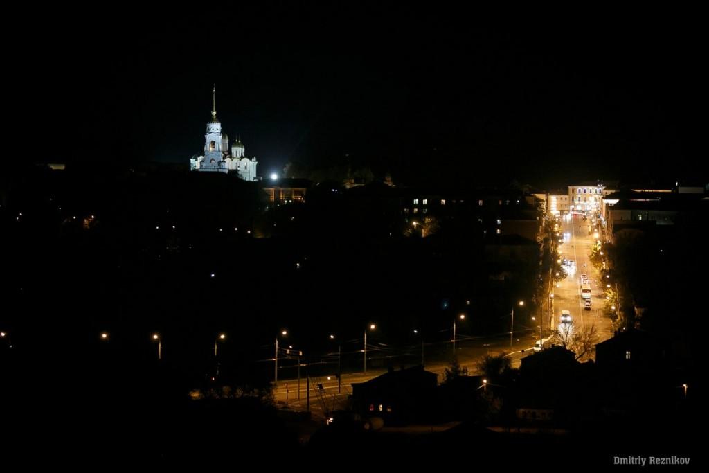 Гагарина Стрит во Владимире