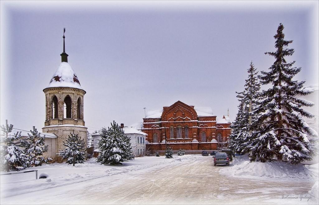 Главная достопримечательность города Юрьев-Польский 01