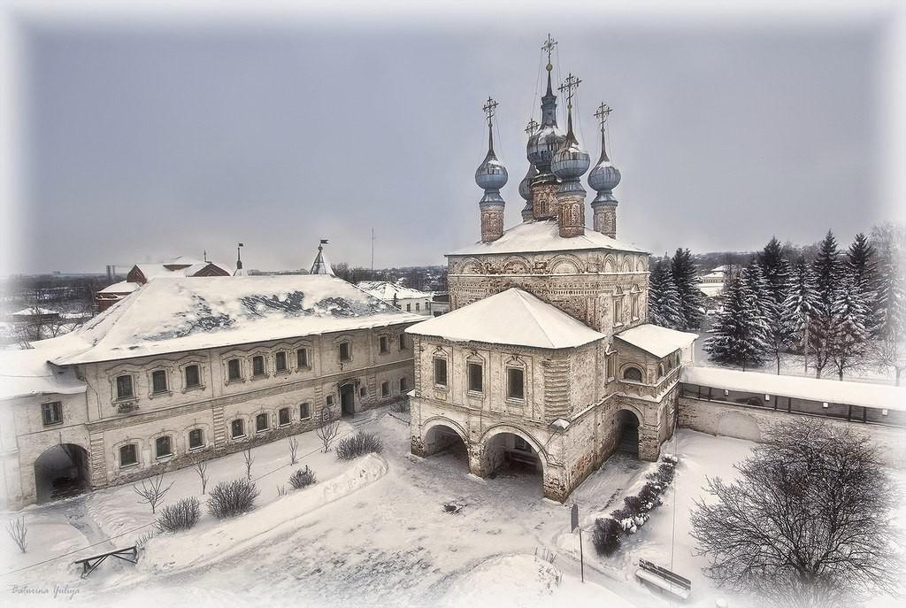 Главная достопримечательность города Юрьев-Польский 03