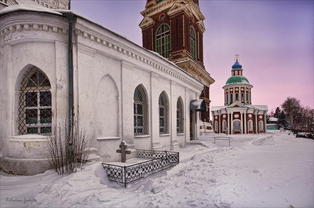 Главная достопримечательность города Юрьев-Польский 04