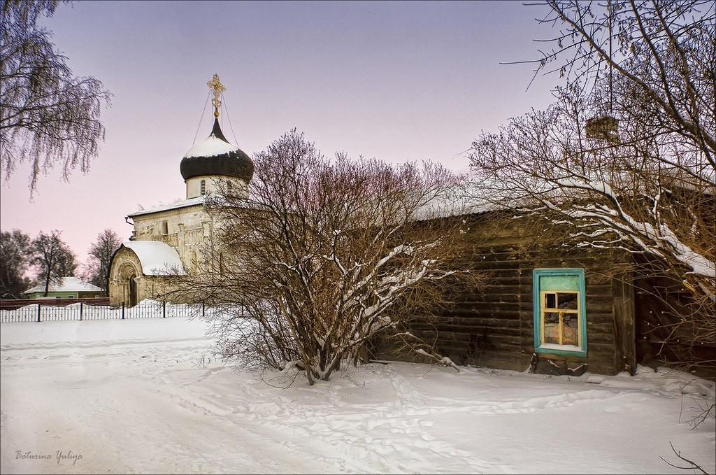Главная достопримечательность города Юрьев-Польский 05