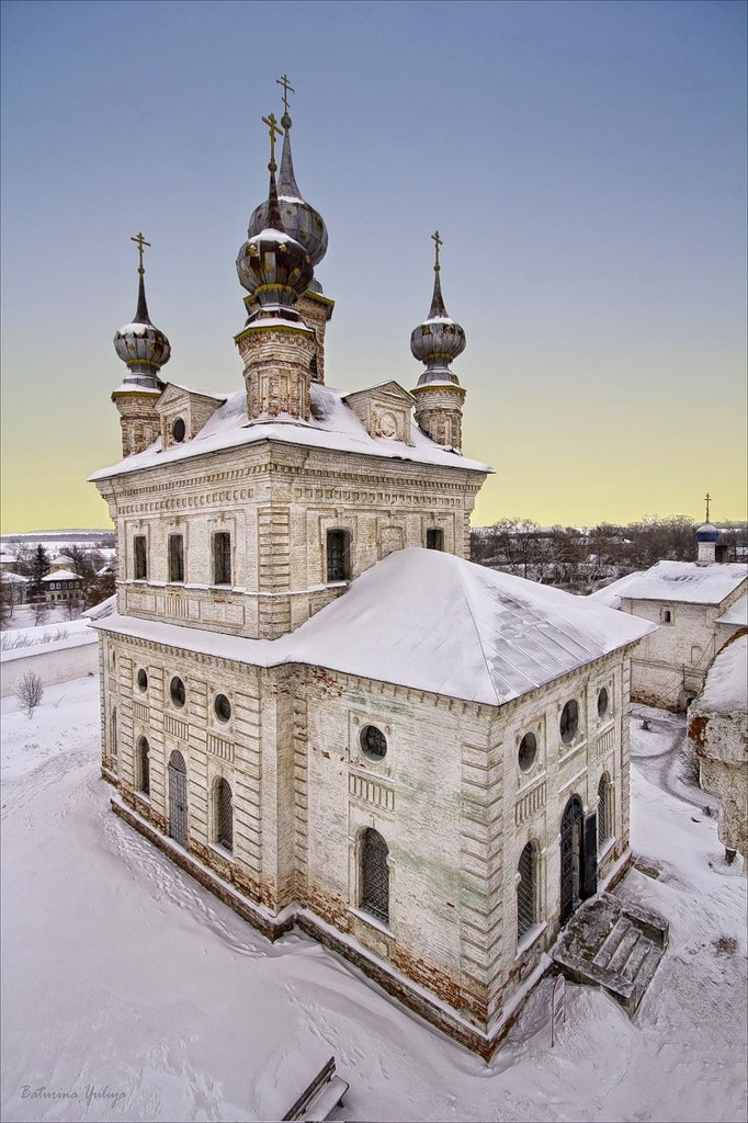 Главная достопримечательность города Юрьев-Польский 07