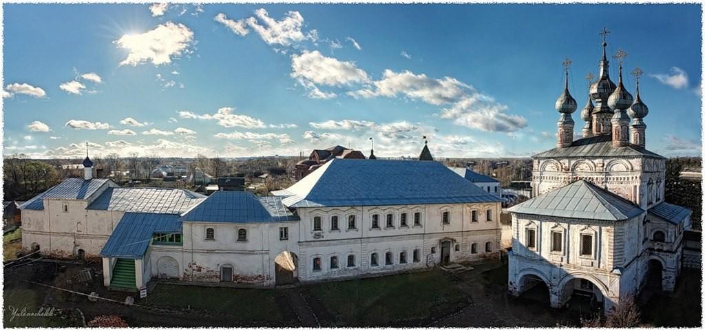 Главная достопримечательность города Юрьев-Польский 08