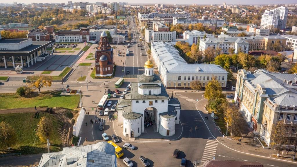 Главные достопримечательности Владимира в одном фотосете 03