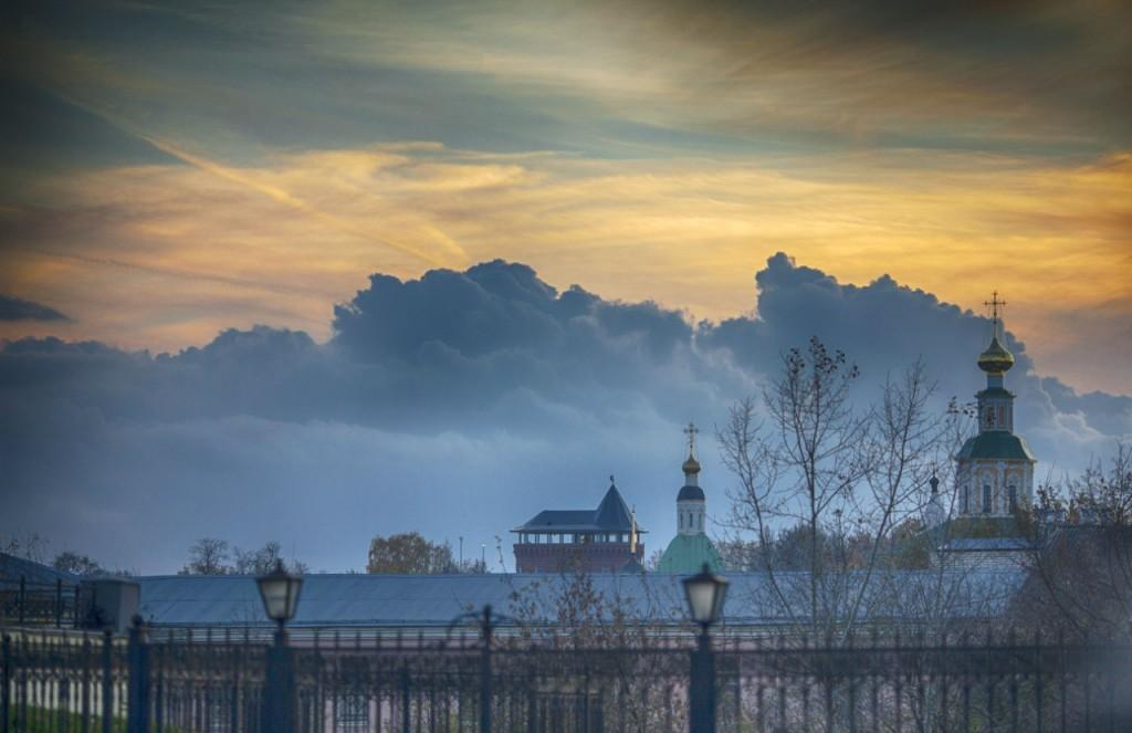 Городской пейзаж Владимира
