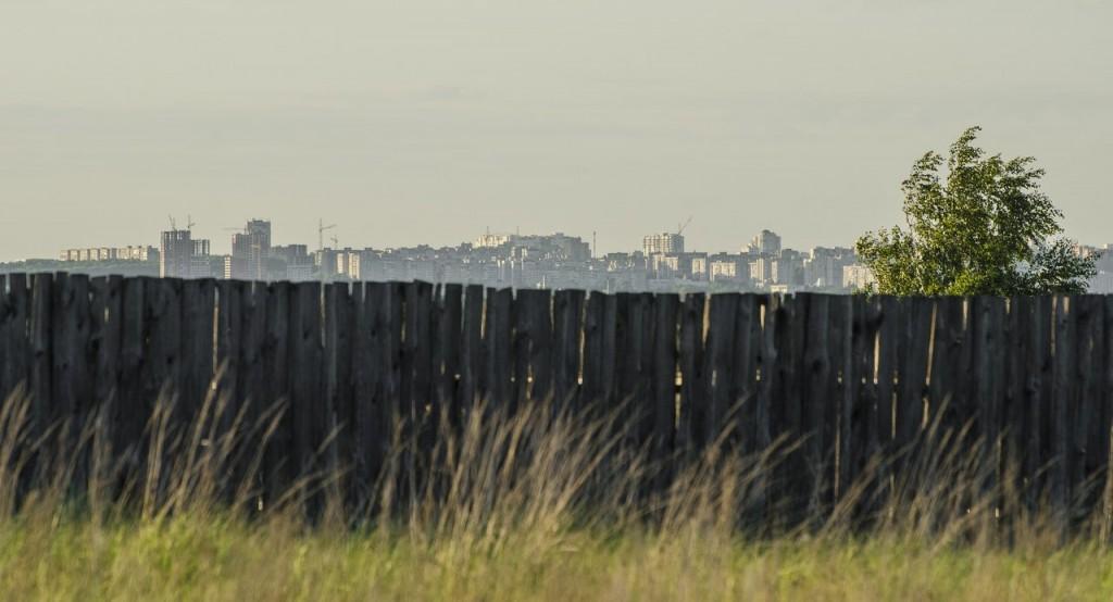 Город Владимир. Вид с окраины 01