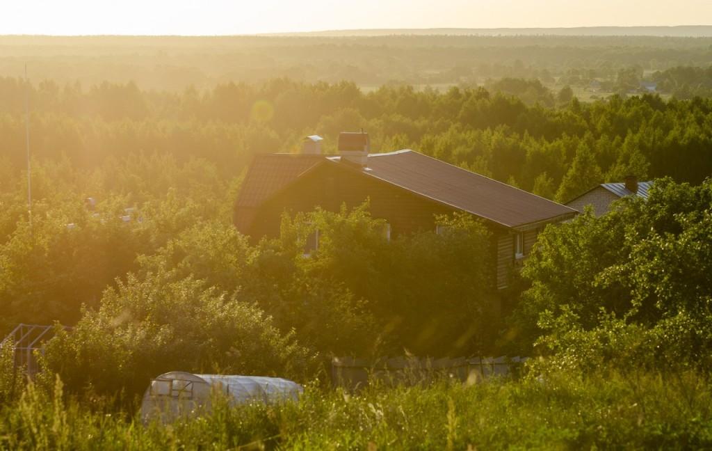Город Владимир. Вид с окраины 03