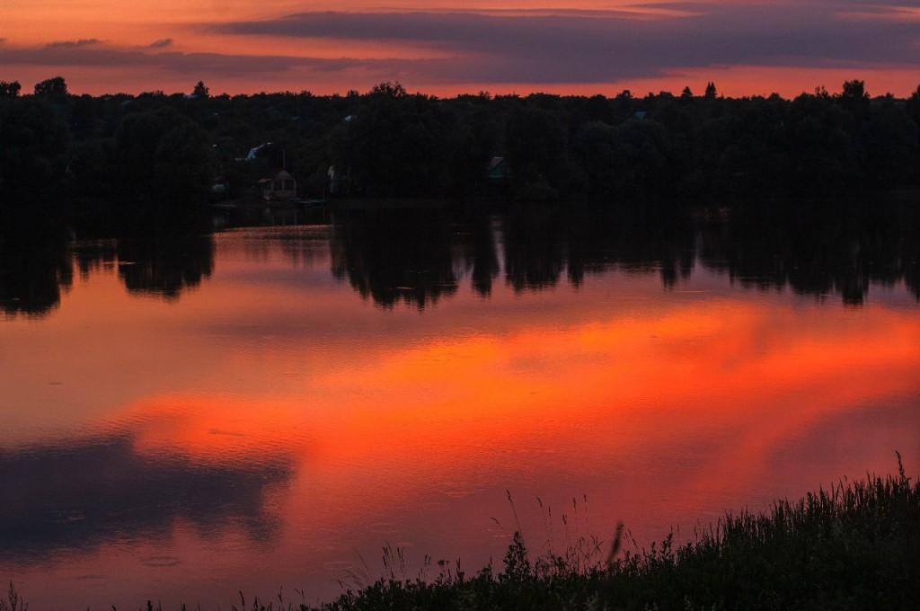 Город Владимир. История одного заката 03