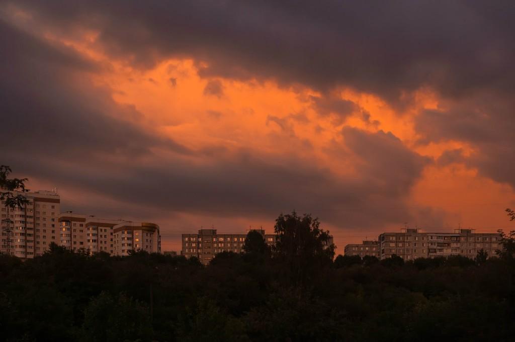 Город Владимир. История одного заката 18