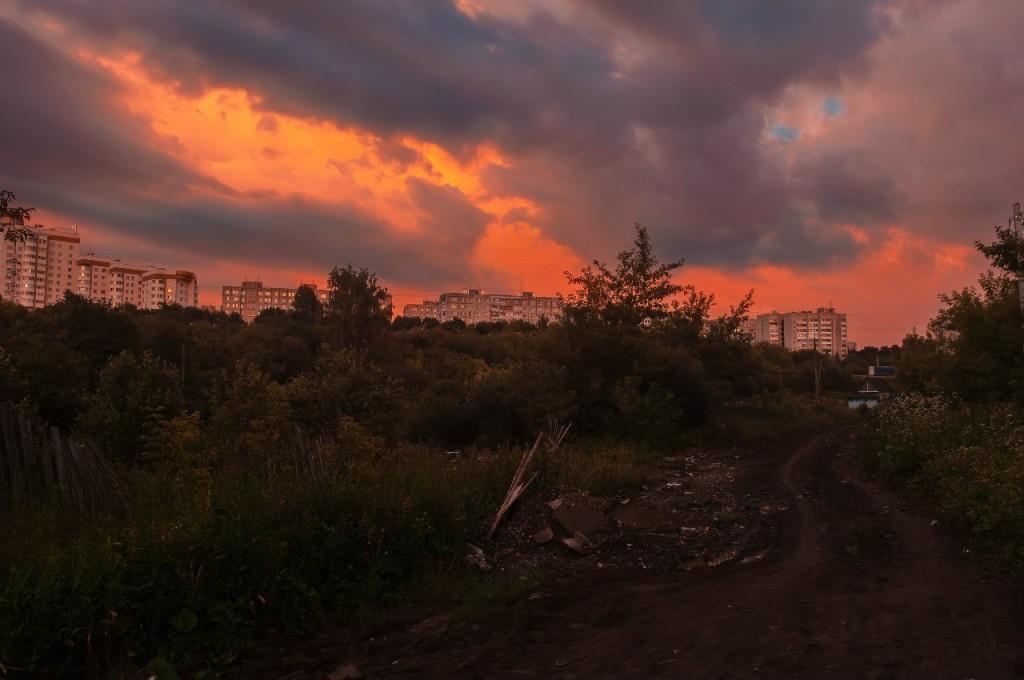 Город Владимир. История одного заката 19