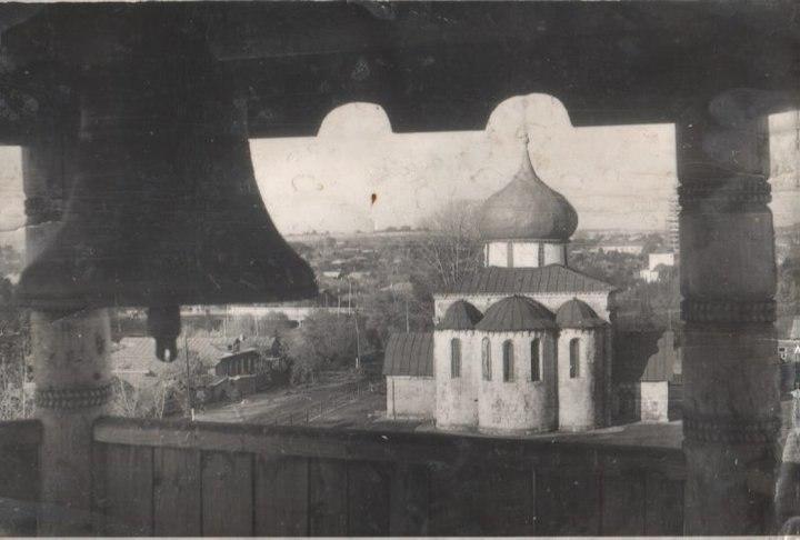 Город Юрьев-Польский на старой открытке 01