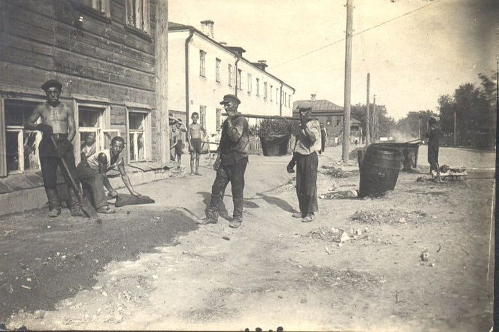 Город Юрьев-Польский на старой открытке 05