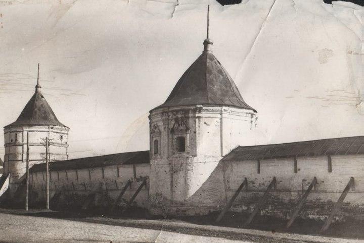 Город Юрьев-Польский на старой открытке 06
