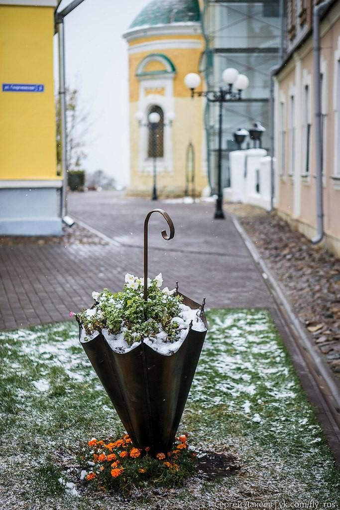 Еще немного снежного Владимира 03
