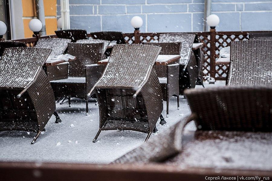 Еще немного снежного Владимира 09