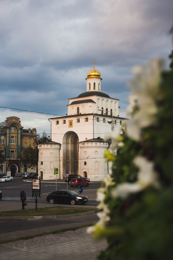 Золотые ворота Владимира 02