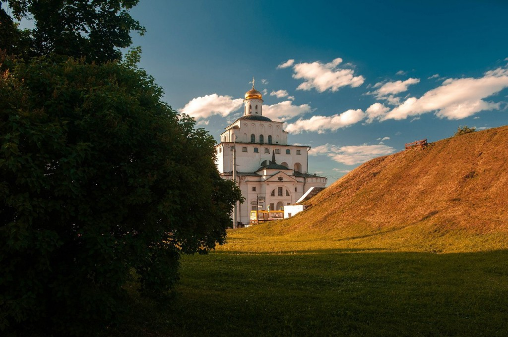 Летние красоты Владимира от Бориса Пучкова 05