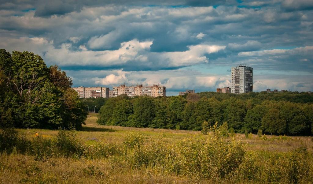 Лето в парке Дружба (Владимир) 06
