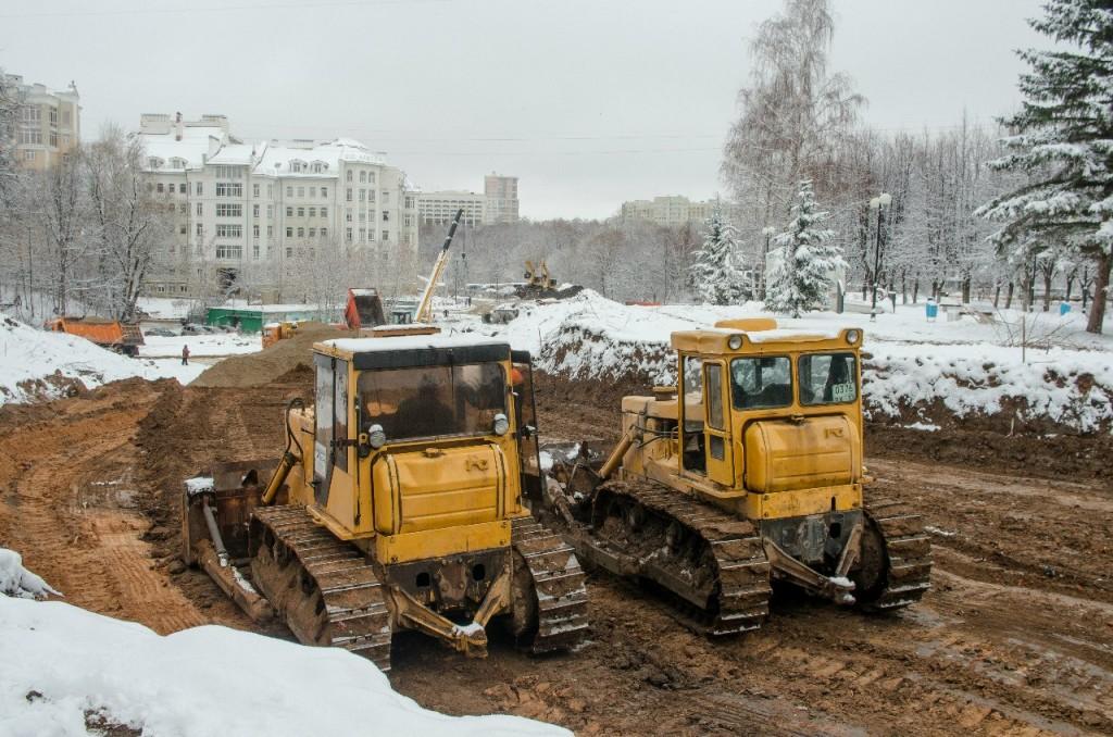 Лыбедская магистраль, Владимир (Зима-лето) 02