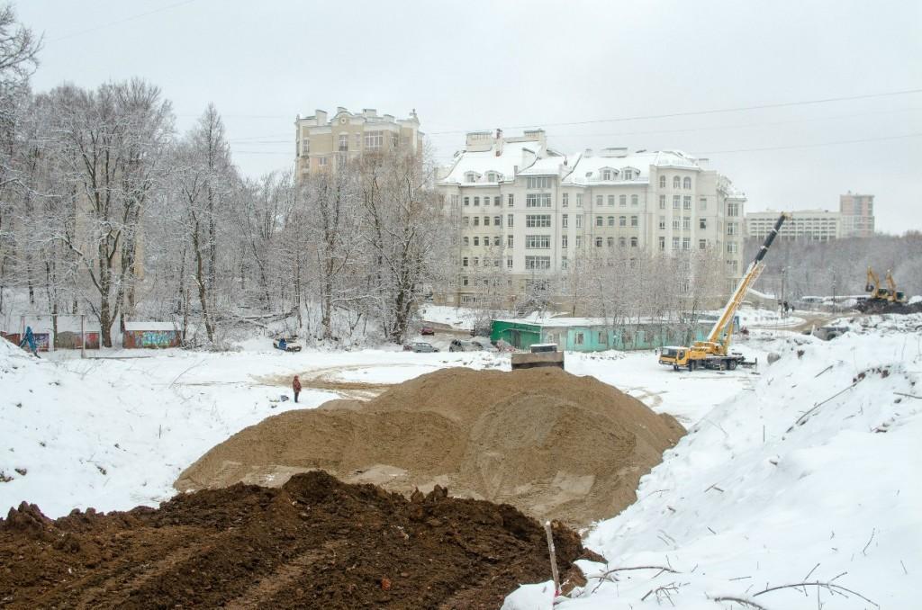 Лыбедская магистраль, Владимир (Зима-лето) 04