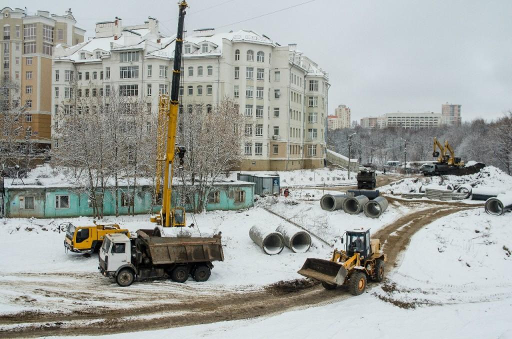 Лыбедская магистраль, Владимир (Зима-лето) 05