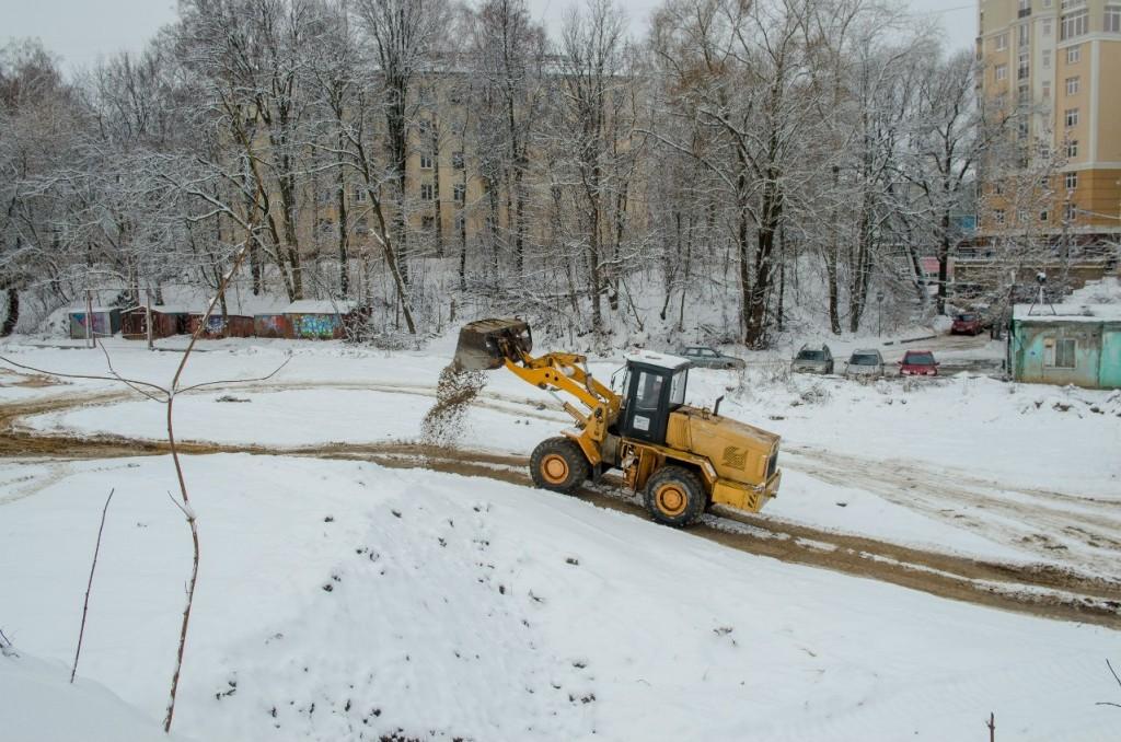 Лыбедская магистраль, Владимир (Зима-лето) 06