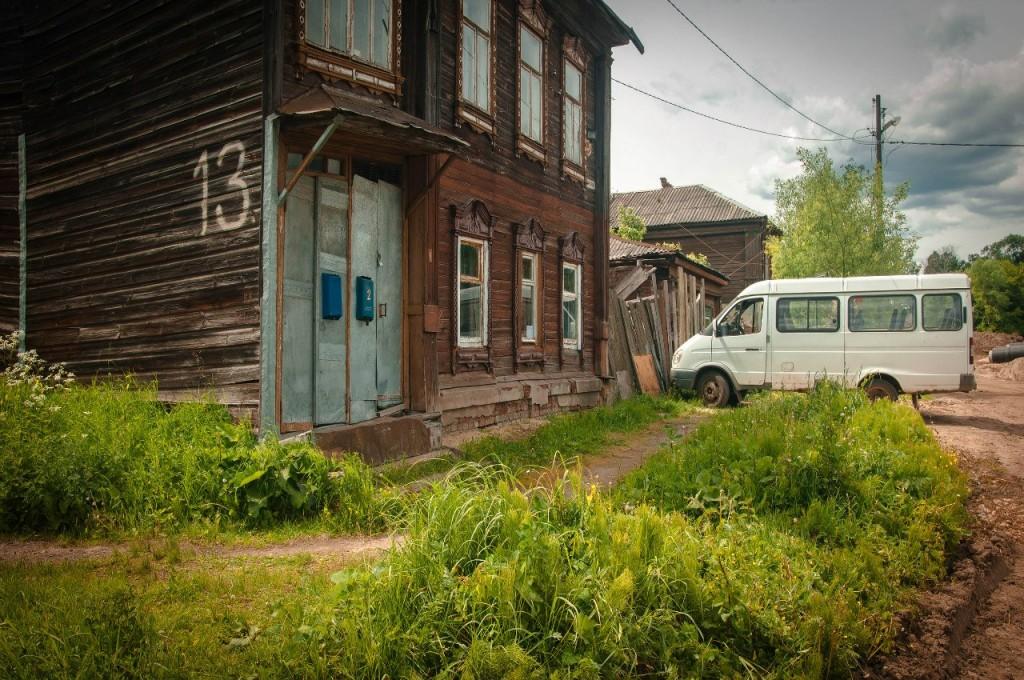 Лыбедская магистраль, Владимир (Зима-лето) 15